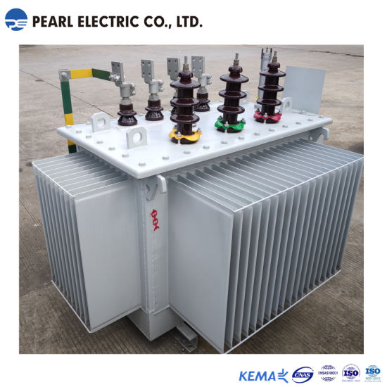 Peo-2500kVA 22kv Non Inflammable Oil-Immersed Distribution Transformer