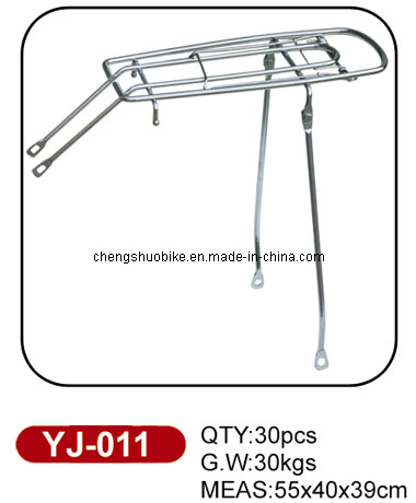 Good Quality and Favorable Price Bicycle Carrier Yj-011 pictures & photos