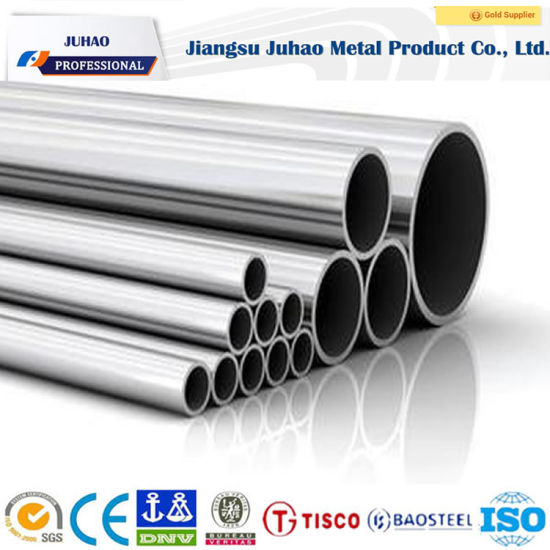 ASTM A312 Welded Steel Pipes pictures & photos