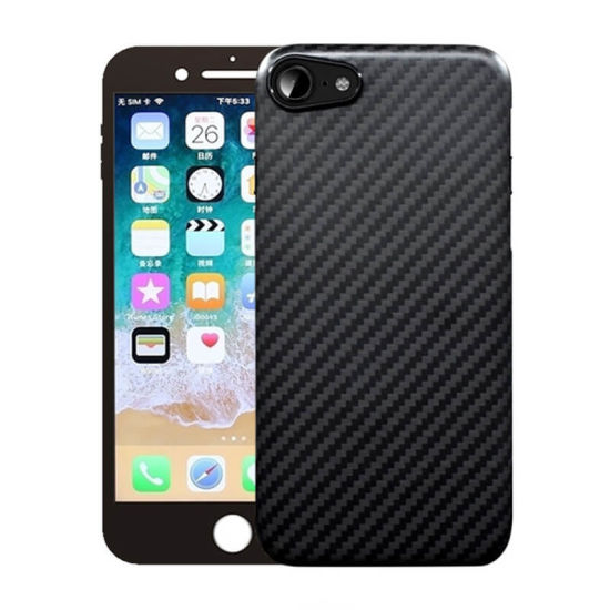 The Fine Quality Packing Phone Case Aramid Fiber Shell Phone Case