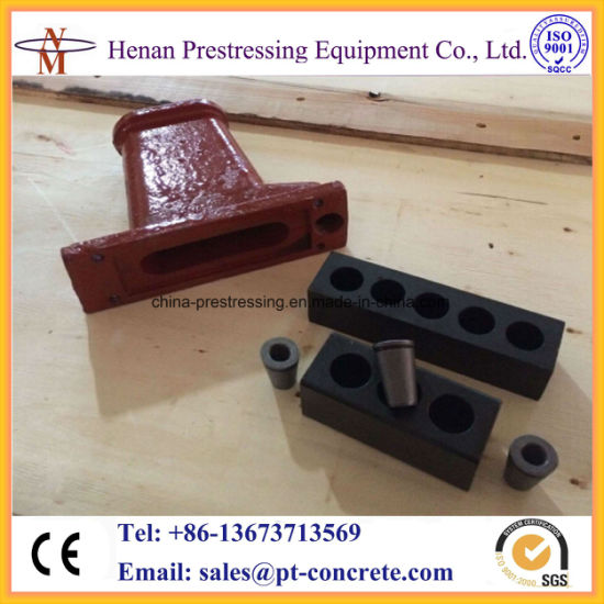 Post Tension Flat Head Anchor System Post-Tensioning System pictures & photos