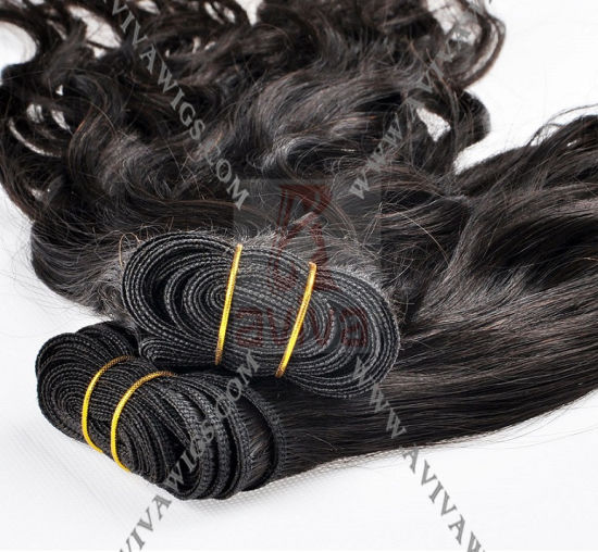100% Virgin Remy Human Hair Weaving (AV-HE001) pictures & photos