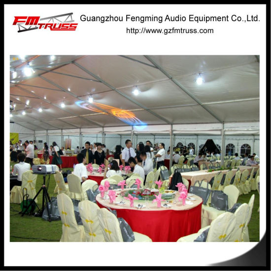 Carnival Event Party Tent 500 Seater Inside with Good Decoration