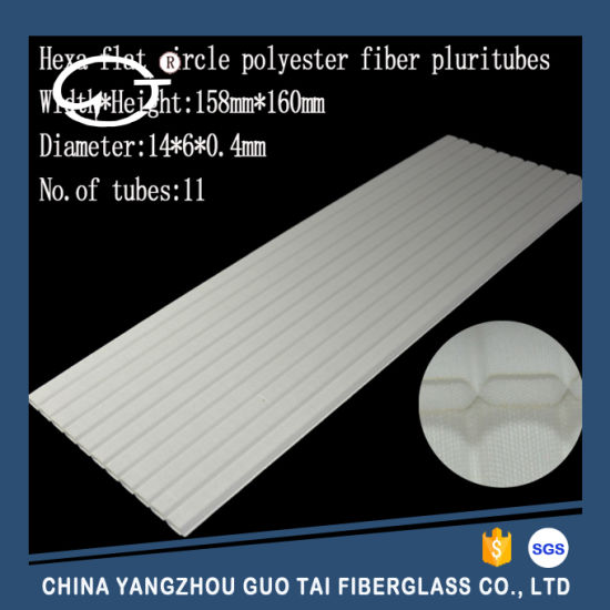 High Quality Polyester Fiber Pluritubes for Lead-Acid Batteries pictures & photos