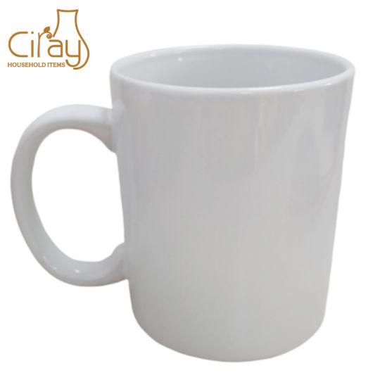 13 Oz Blank Stoneware Ceramic Mug Wholesale