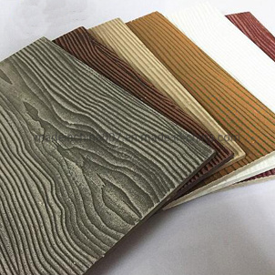 Cement Fiber Siding Colors Wooden Design Board For Interior And Exterior Wall Panel