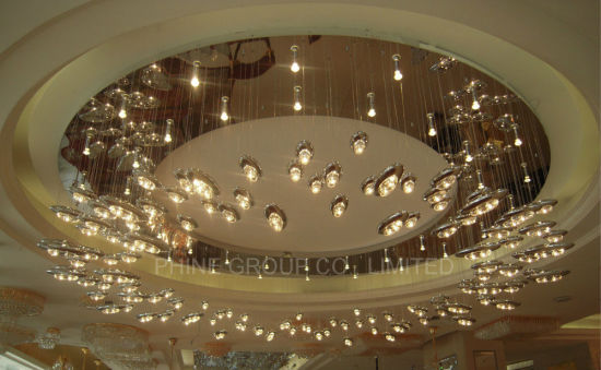 Extravagant Crystal Villa Ceiling Lamp Py-24563 pictures & photos