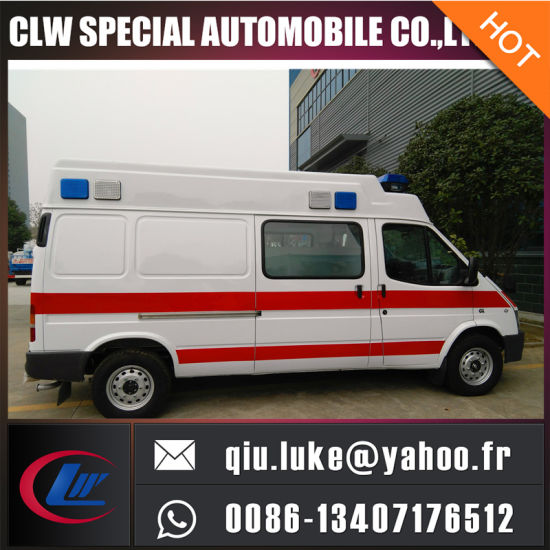 2017 Ford ICU Ambulance Best Quality Cheap Price pictures & photos