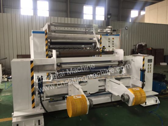 Cold Stamping Foil Slitting Machine (ZTM-K) pictures & photos