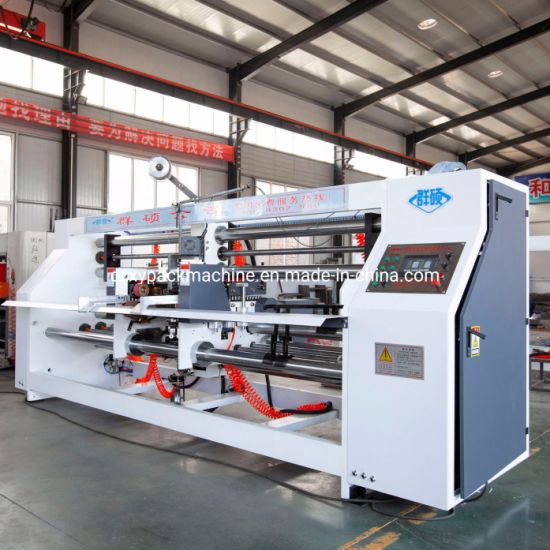 China Semi-Automatic Double Head Stapling Machine for