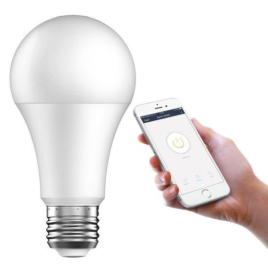 Timer Schedule Wifi Led Smart Bulb