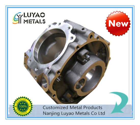 Customized Invesment Casting with Stainless Steel pictures & photos