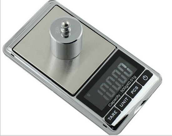1000g0.1g Pocket Scale Platform Dial Type Weighing