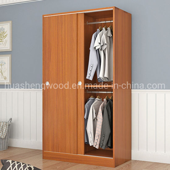 MFC Single Clothing Wardrobe with Drawers