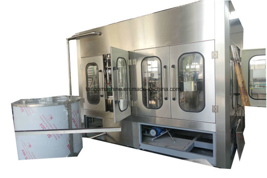 Automatic Plastic Bottle Water Washing Filling Capping Monobloc Beverage Machine pictures & photos