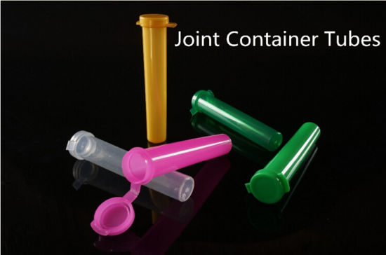 Prescription Medicine J-Tube Container Doob Tube pictures & photos