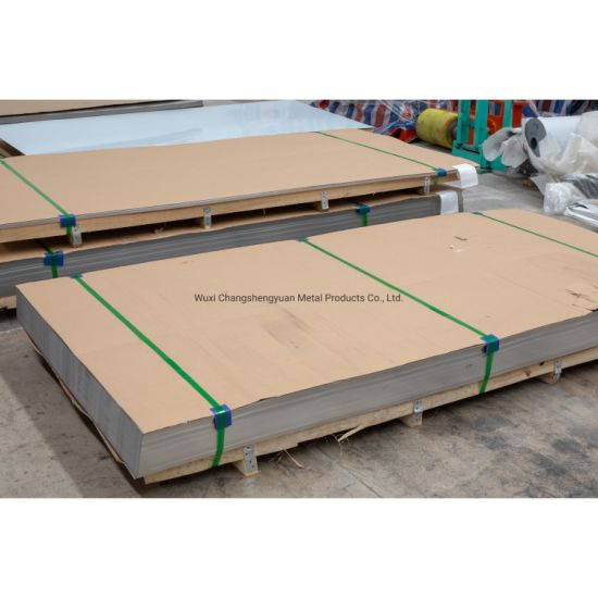 Factory Direct Checkered 310S Stainless Steel Plate