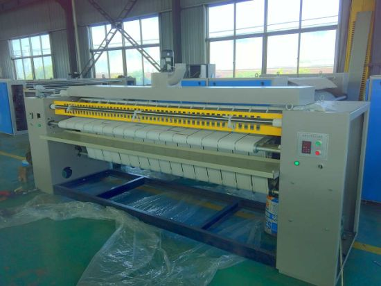 Automatic Commercial Hotel Flatwork Ironer pictures & photos