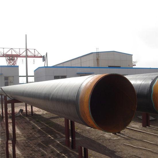 API SSAW Spiral Welded Big Round Steel Tubing