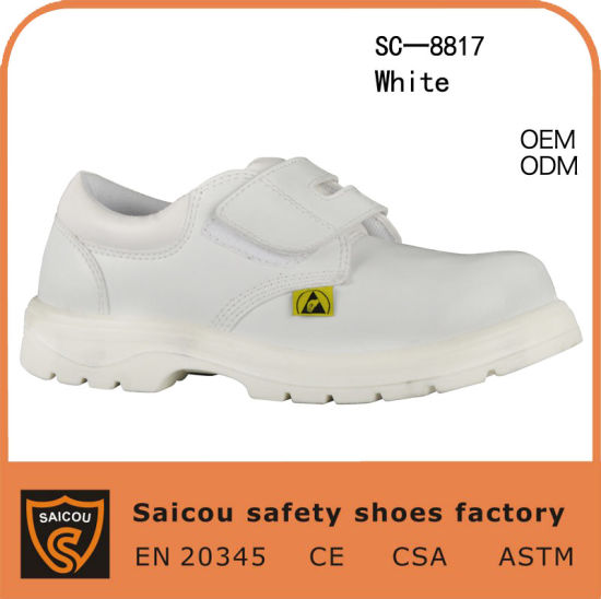 Guangzhou Fiber ESD Safety Shoes Sc-8817