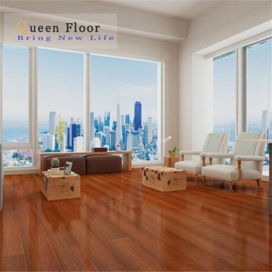 Premier 12mm German Technology Brand Names ISO9001 Waterproof Laminate  Flooring 52025
