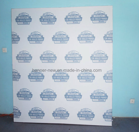 China Easy Change Fabric Aluminum Frame Display Banner - China ...