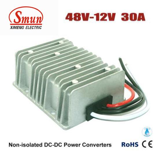 48V to 12V 30A 360W DC DC Converter Power Supply