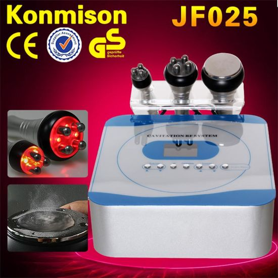 Facotry Price 3 in 1 Ultrasonic Cavitation RF Slimming Massage Machine pictures & photos