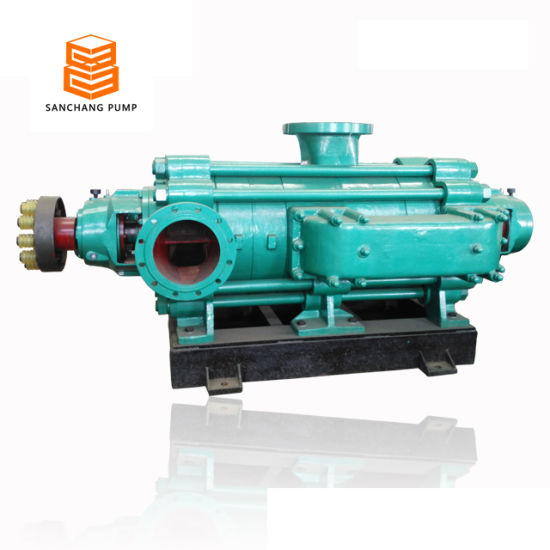 Multistage Hydraulic Waste Oil Transfer Pump pictures & photos