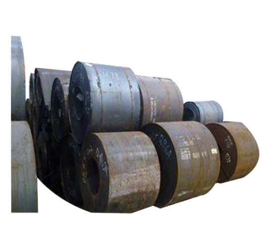 S235jr Hot Rolled General Carbon Steel Coil for Construction Materials