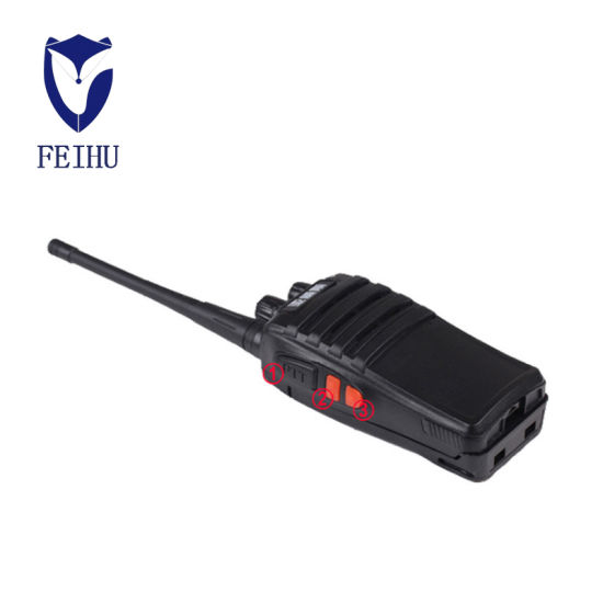 Yawes Yawes Walkie-Talkie Mt-918 Is Suitable for Construction Site Hotel Property pictures & photos