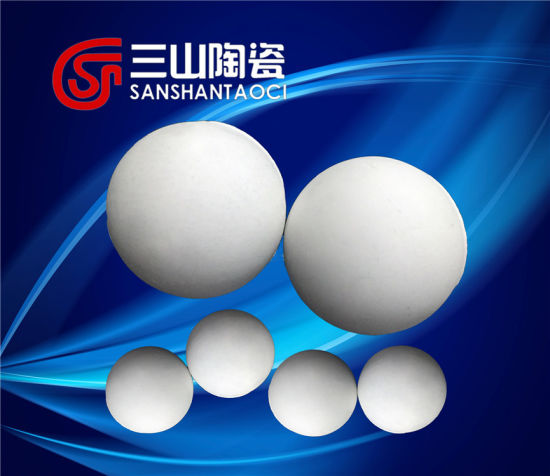 Alumina Ceramic Balls for Grinding and Mixing pictures & photos