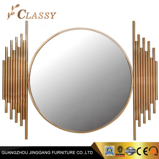 China Home Decor Wall Mirror Decorative Dressing Mirror for Hotel
