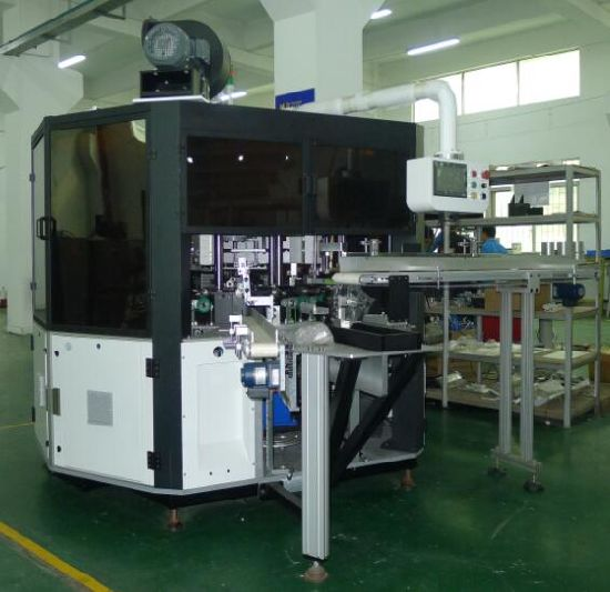 China Automatic Glass Tubes Screen Printing Machine - China Screen