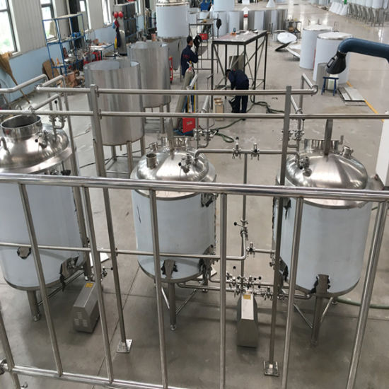 4000L Commercial Craft Beer Brewery Equipment Manufacturer From China pictures & photos