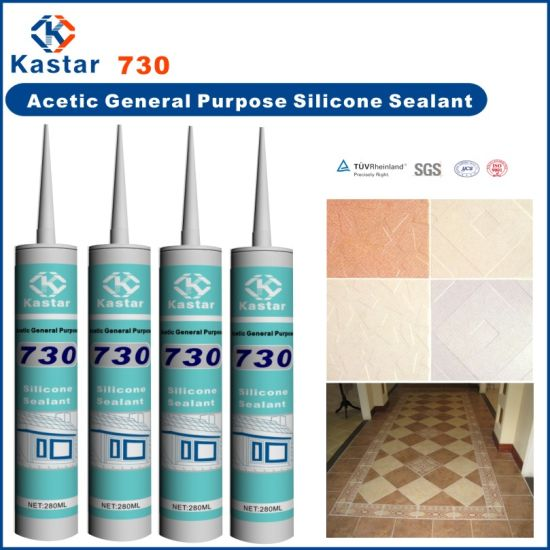 High Performance SGS Gp Silicone Sealant (Kastar730) pictures & photos