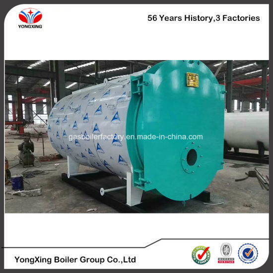 China Automatic Steam Boiler, Oil and Gas Fired Boiler - China Gas ...