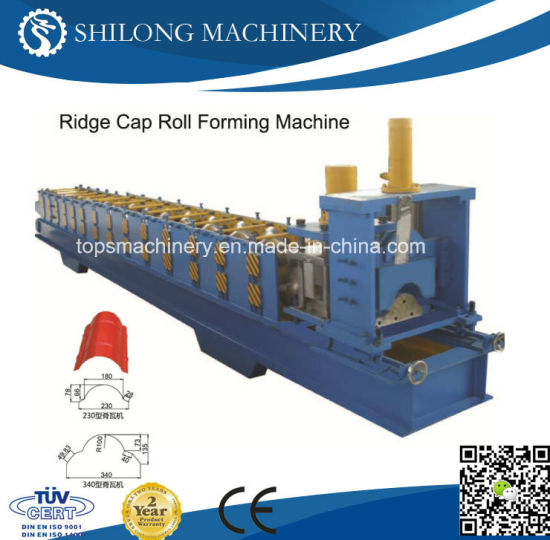 CE Approved PPGI Corrugated Tile Board Roll Forming Machine pictures & photos