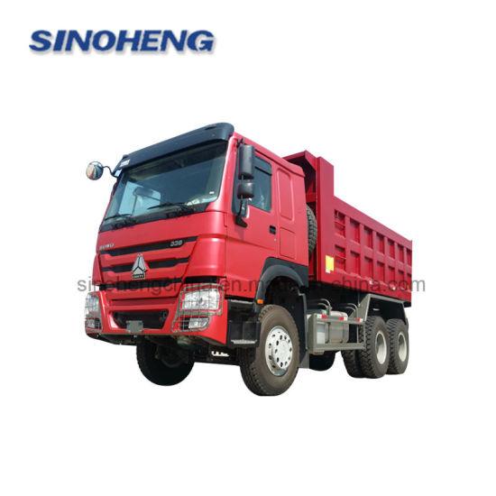 Sinotruk 6X4 Dump Truck HOWO Tipper 336HP Dump Truck