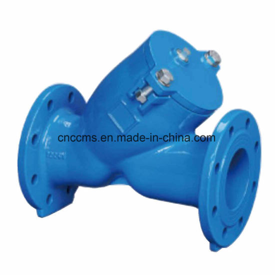 "10"" Y Strainer Flange Valve for Pressure Valve pictures & photos"