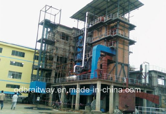 China Coal Boilers of 4-12 T/H Circulating Fluidized Bed Steam ...