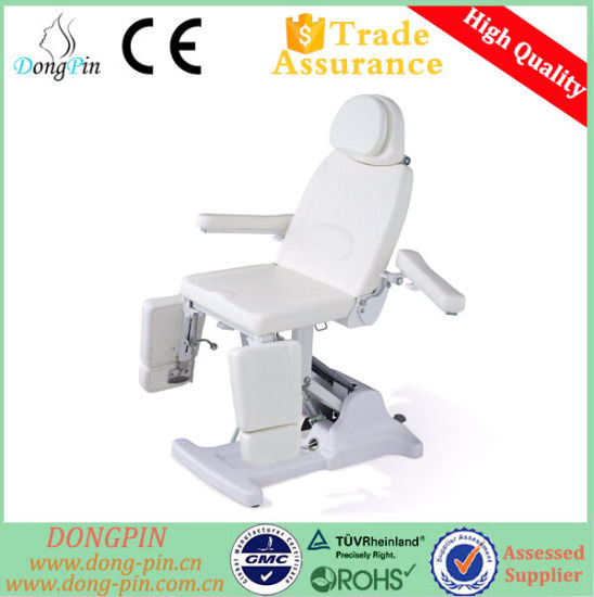 Electric Beauty Treatment Table Chair Medical Bed