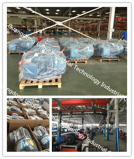 6kv, 10kv High Voltage Industrial Three Phase Electric Motor pictures & photos