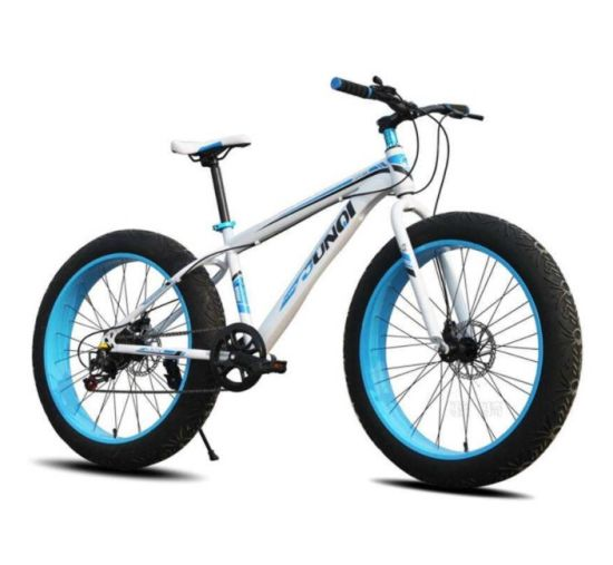 "Good Price Mountain Bicycle with Disc Brake 26"" pictures & photos"