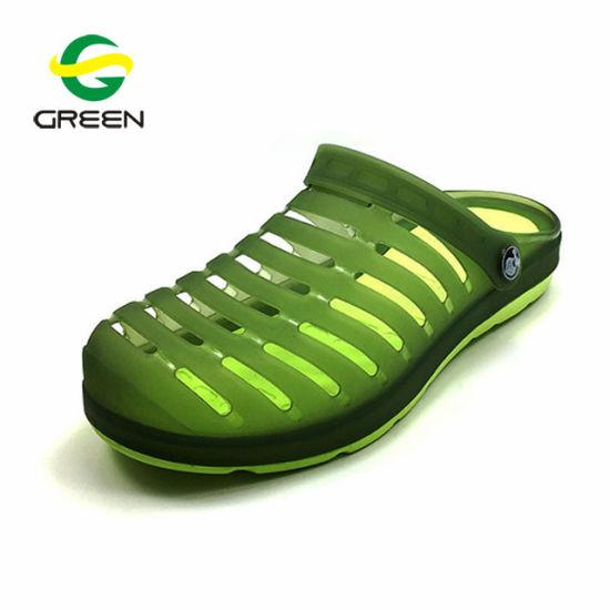 a0463adbfa76 China Men Sandals Shoes Outdoor Clogs Summer Slids PVC Shoes - China ...