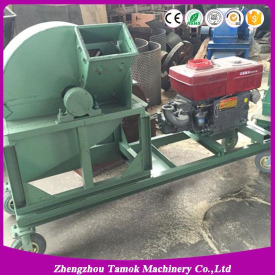 Top Quality Wood Crushing Machine Sawdust Maker Machine