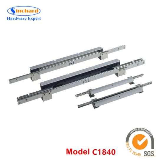 12 22in Full Extension Drawer Slides Glides Ball Bearing Heavy Duty Side Mount