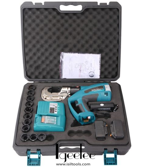 Igeelee Battery Crimping Tool Bz-400 16-400mm2 Electric Hydraulic Crimping Plier