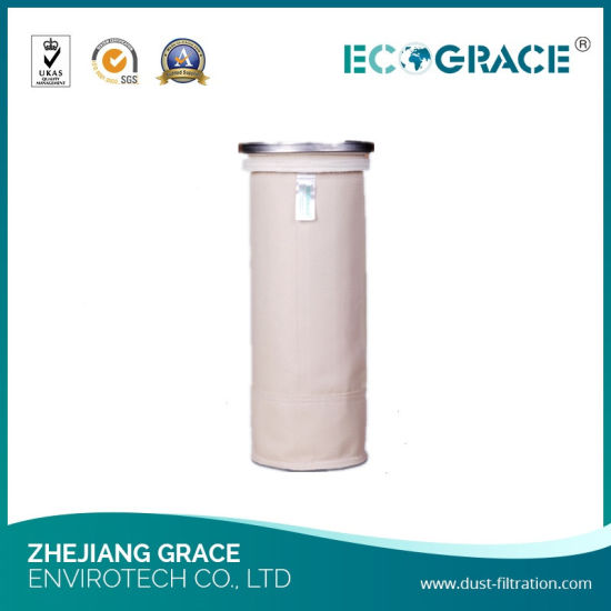 Industrial Flue Gas Filtration Material, PPS Bag Filter