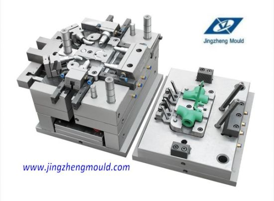 Injection Plastic PPR Pipe Fitting Mould (JZ-P-C-02-008)